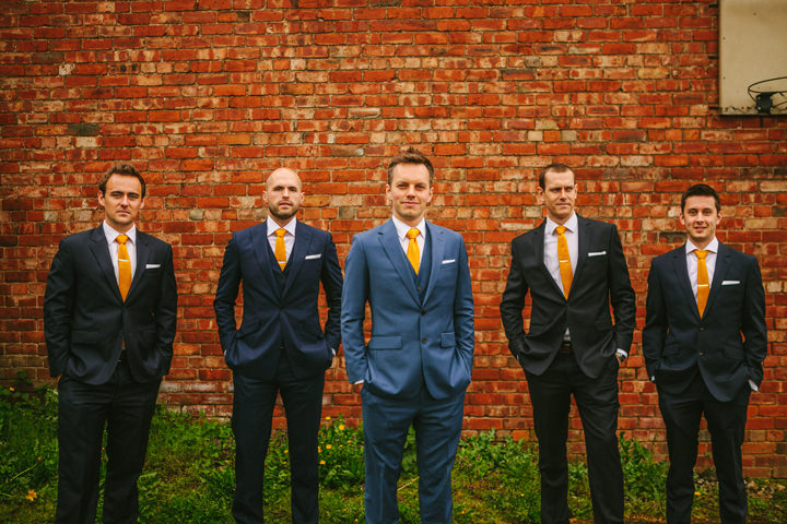 15 Jenny & Steve's Vintage Inspired Brewery Wedding. By James and Lianne.