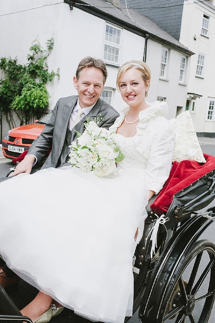 15 Kimberley-Jane & Ben's Gold and Ivory, Train-inspired Wedding. By Jacqui McSweeney