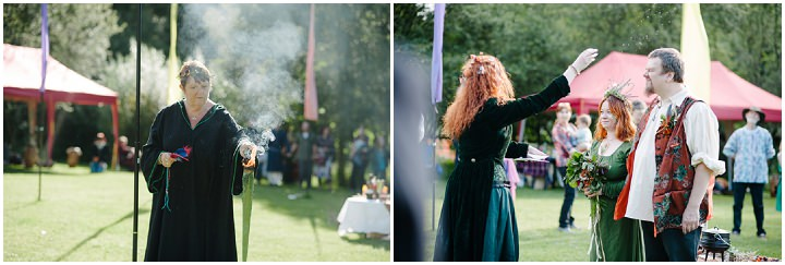 15 New Forest Handfasting. By Lemontree Photography