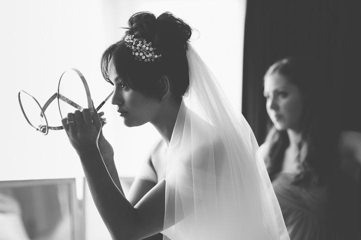 16 Danielle & Andy's Vibrant, Urban Wedding. By Murray Clarke