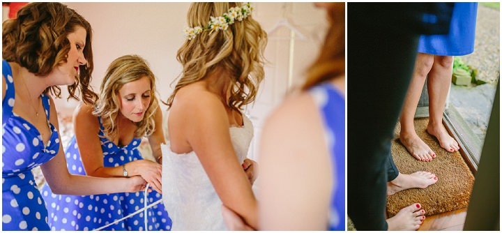 16 Jenny & Steve's Vintage Inspired Brewery Wedding. By James and Lianne.
