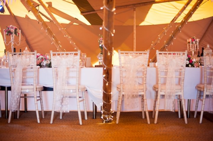 16 Nicola & Harry's Vintage Tipi Wedding. By SDS Photography