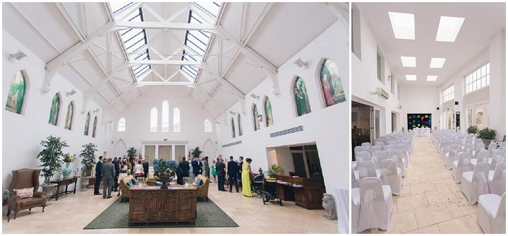 17 Danielle & Andy's Vibrant, Urban Wedding. By Murray Clarke