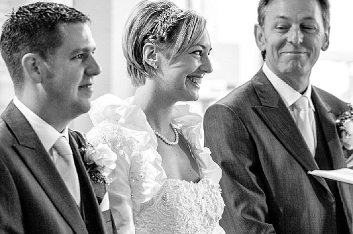 17 Kimberley-Jane & Ben's Gold and Ivory, Train-inspired Wedding. By Jacqui McSweeney