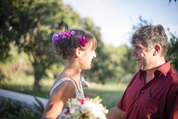 18 Ana & Prindy's Eccentric, Colourful, Ibiza Wedding. By Gypsy Westwood