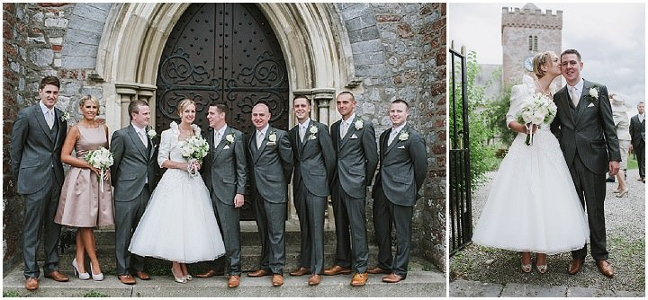 18 Kimberley-Jane & Ben's Gold and Ivory, Train-inspired Wedding. By Jacqui McSweeney