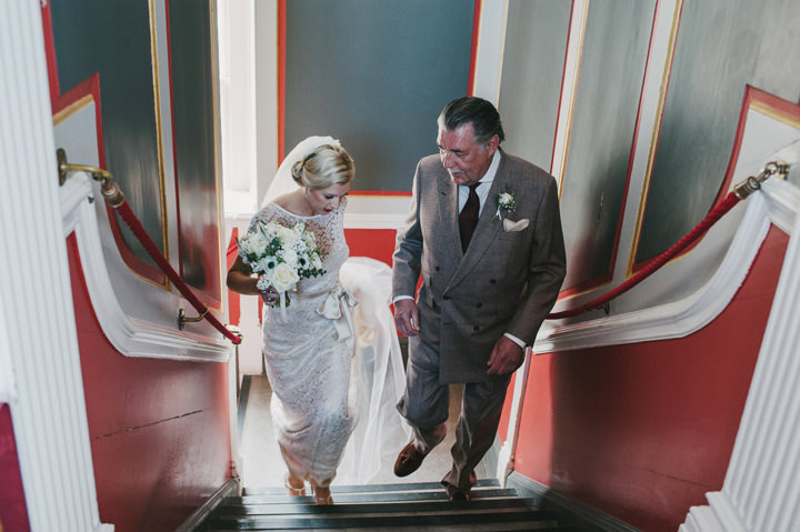 18 Zoe & Luke's 1940's Vintage Sussex Wedding. By Jacqui McSweeney
