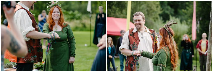 20 New Forest Handfasting. By Lemontree Photography
