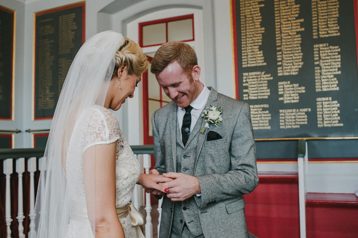 20 Zoe & Luke's 1940's Vintage Sussex Wedding. By Jacqui McSweeney