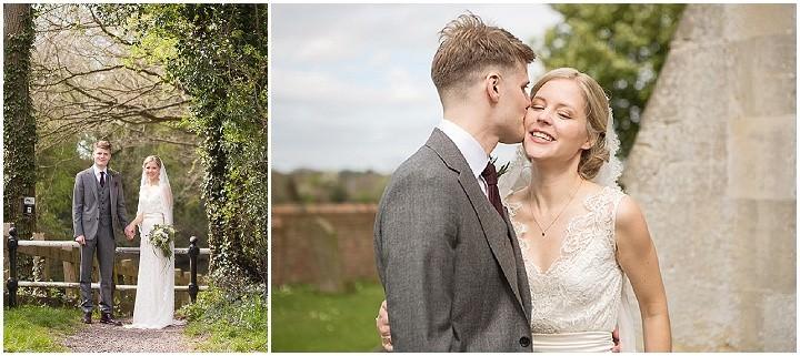 21 Katrine & Steven's Rustic Spring Wedding. By Jo Hastings.