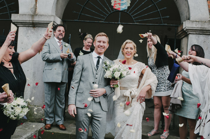 22 Zoe & Luke's 1940's Vintage Sussex Wedding. By Jacqui McSweeney