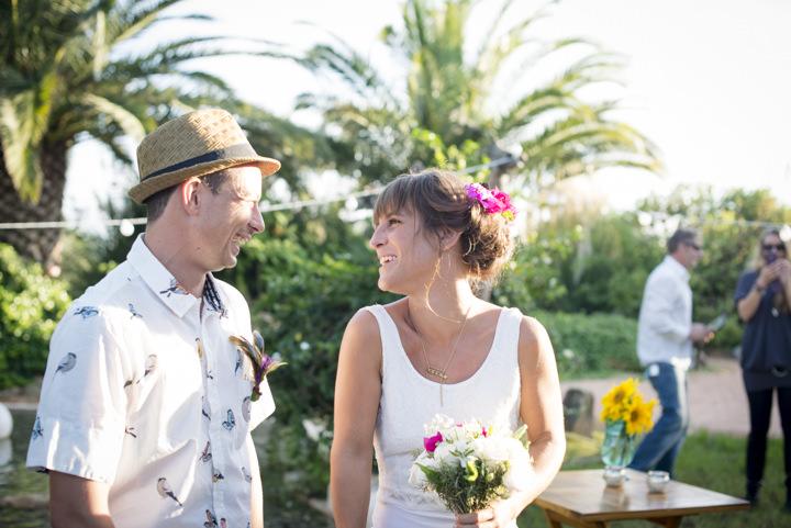23 Ana & Prindy's Eccentric, Colourful, Ibiza Wedding. By Gypsy Westwood