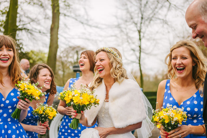 23 Jenny & Steve's Vintage Inspired Brewery Wedding. By James and Lianne.