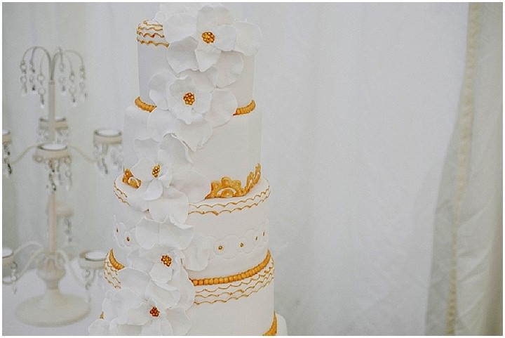 23 Kimberley-Jane & Ben's Gold and Ivory, Train-inspired Wedding. By Jacqui McSweeney