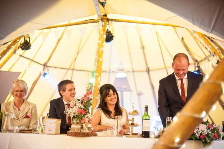 23 Nicola & Harry's Vintage Tipi Wedding. By SDS Photography