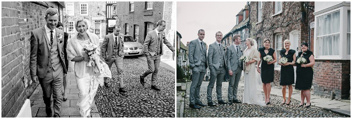 23 Zoe & Luke's 1940's Vintage Sussex Wedding. By Jacqui McSweeney