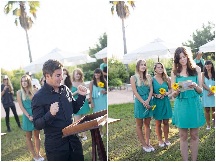24 Ana & Prindy's Eccentric, Colourful, Ibiza Wedding. By Gypsy Westwood
