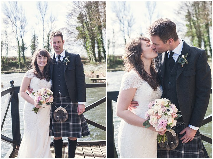 24 Lacy, Floral Dundee Wedding. By Green Wedding Photography