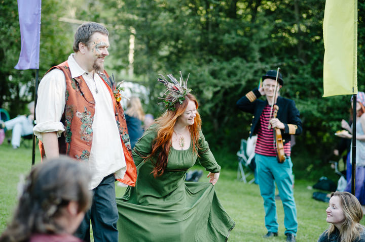 24 New Forest Handfasting. By Lemontree Photography