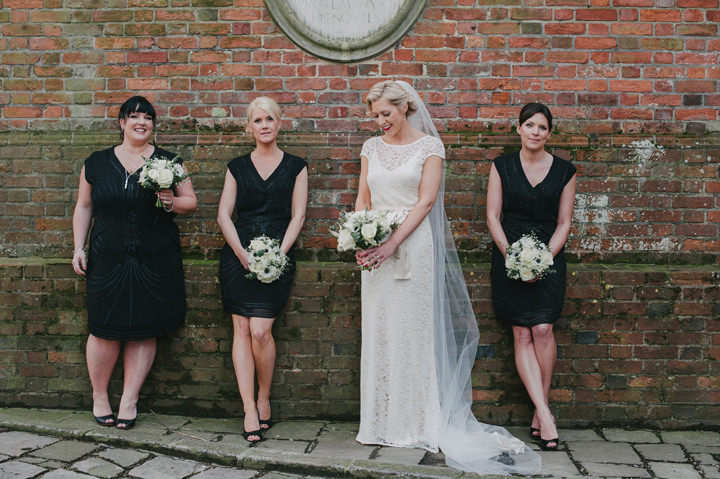 24 Zoe & Luke's 1940's Vintage Sussex Wedding. By Jacqui McSweeney