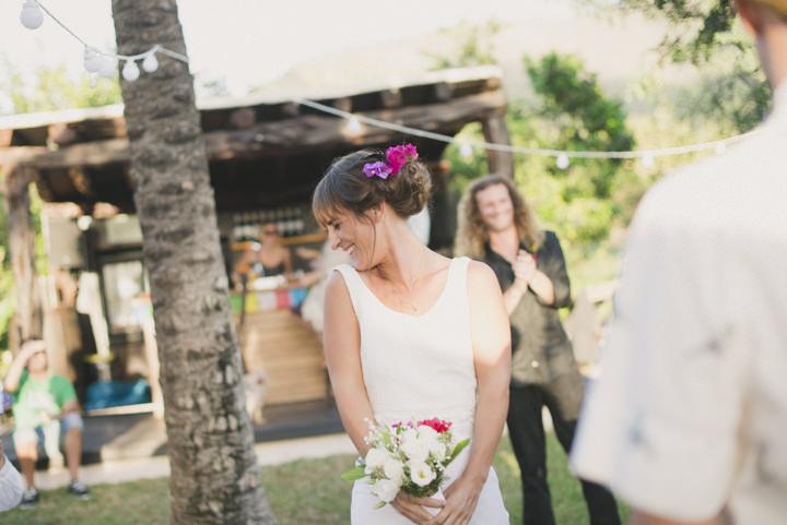 25 Ana & Prindy's Eccentric, Colourful, Ibiza Wedding. By Gypsy Westwood