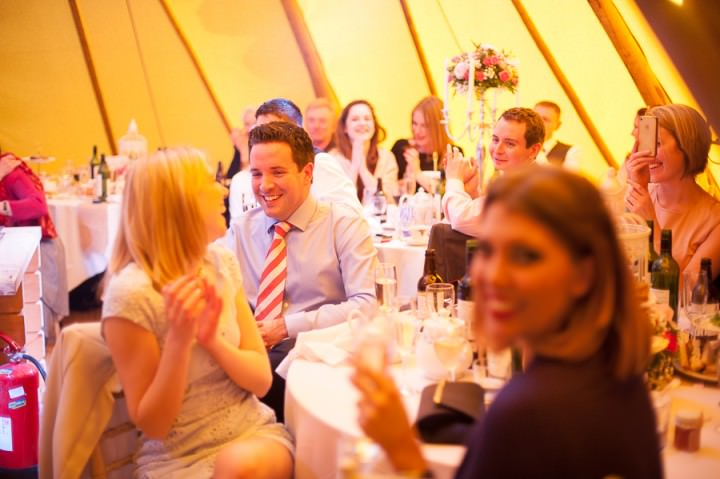 25 Nicola & Harry's Vintage Tipi Wedding. By SDS Photography
