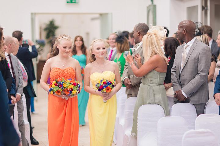 27 Danielle & Andy's Vibrant, Urban Wedding. By Murray Clarke