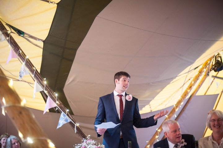 27 Nicola & Harry's Vintage Tipi Wedding. By SDS Photography