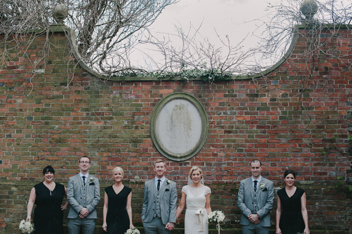 27 Zoe & Luke's 1940's Vintage Sussex Wedding. By Jacqui McSweeney