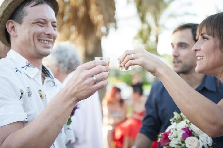 29 Ana & Prindy's Eccentric, Colourful, Ibiza Wedding. By Gypsy Westwood