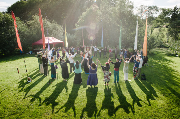3 New Forest Handfasting. By Lemontree Photography
