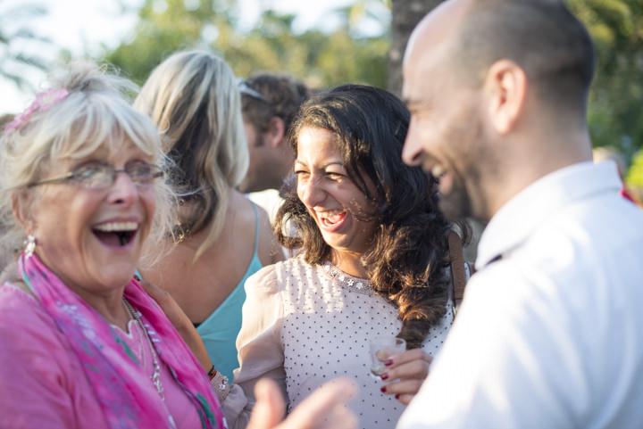 31 Ana & Prindy's Eccentric, Colourful, Ibiza Wedding. By Gypsy Westwood