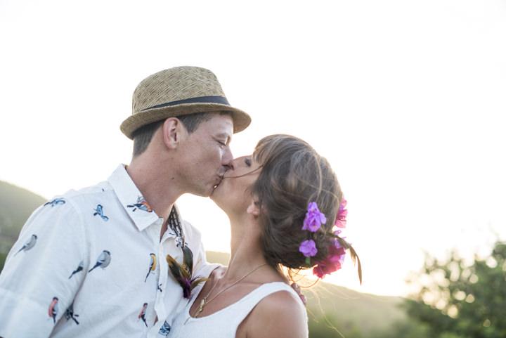 32 Ana & Prindy's Eccentric, Colourful, Ibiza Wedding. By Gypsy Westwood