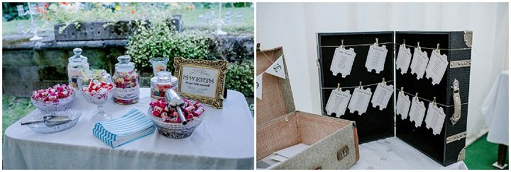 32 Kimberley-Jane & Ben's Gold and Ivory, Train-inspired Wedding. By Jacqui McSweeney