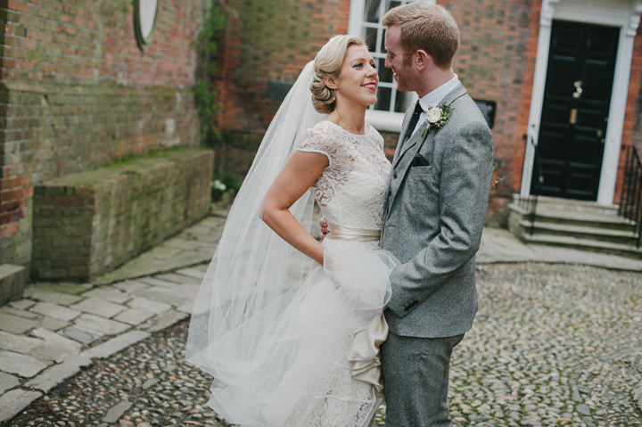 33 Zoe & Luke's 1940's Vintage Sussex Wedding. By Jacqui McSweeney