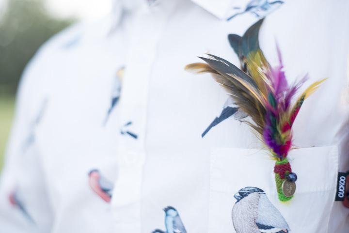 34 Ana & Prindy's Eccentric, Colourful, Ibiza Wedding. By Gypsy Westwood