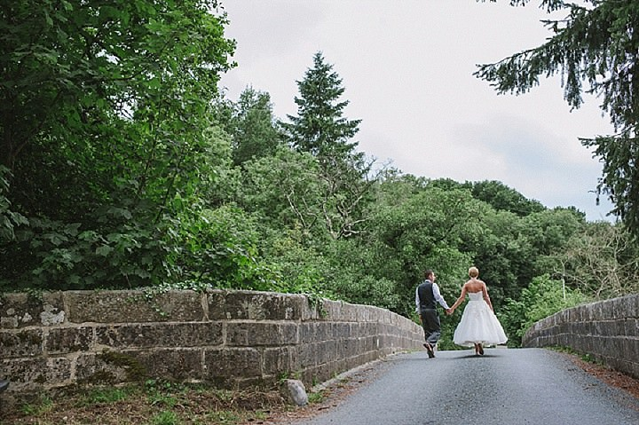 34 Kimberley-Jane & Ben's Gold and Ivory, Train-inspired Wedding. By Jacqui McSweeney