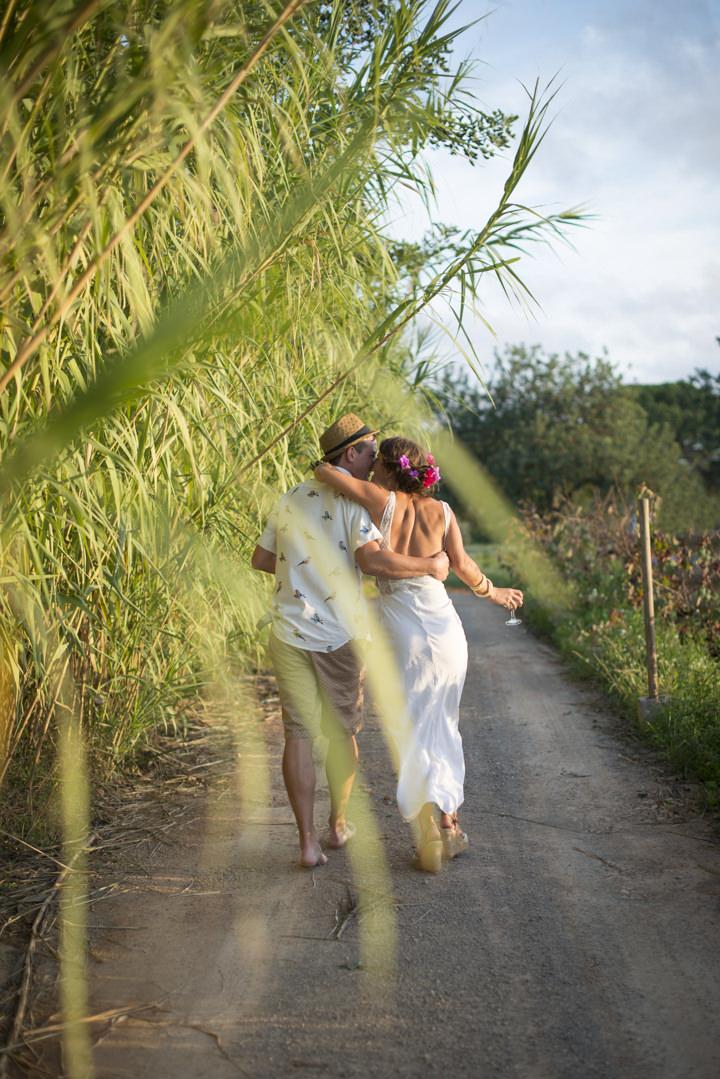 35 Ana & Prindy's Eccentric, Colourful, Ibiza Wedding. By Gypsy Westwood