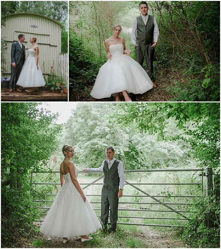 35 Kimberley-Jane & Ben's Gold and Ivory, Train-inspired Wedding. By Jacqui McSweeney