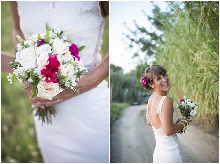 36 Ana & Prindy's Eccentric, Colourful, Ibiza Wedding. By Gypsy Westwood