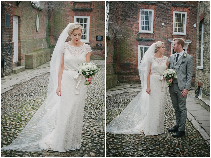 36 Zoe & Luke's 1940's Vintage Sussex Wedding. By Jacqui McSweeney