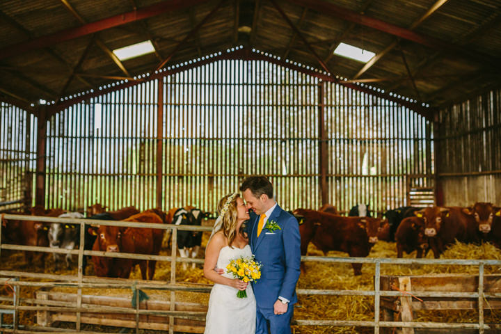 38 Jenny & Steve's Vintage Inspired Brewery Wedding. By James and Lianne.