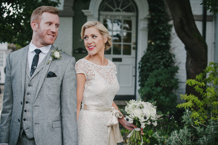 38 Zoe & Luke's 1940's Vintage Sussex Wedding. By Jacqui McSweeney