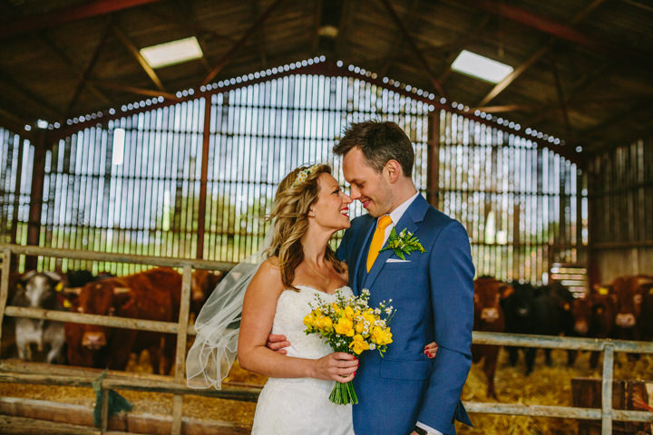 39 Jenny & Steve's Vintage Inspired Brewery Wedding. By James and Lianne.