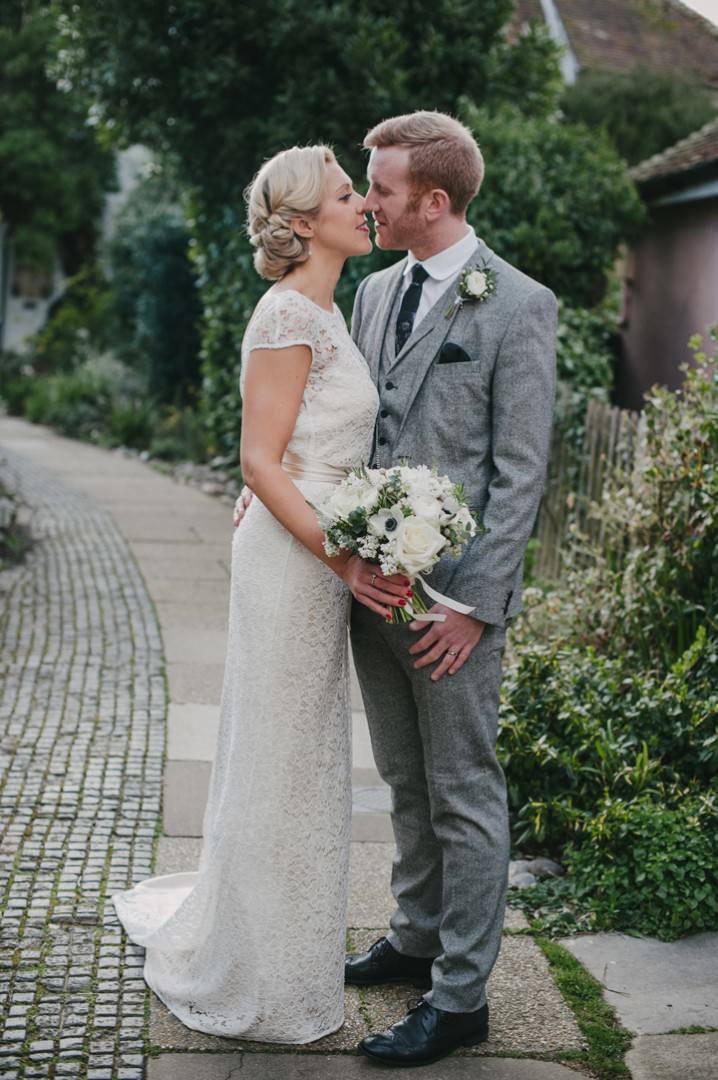 39 Zoe & Luke's 1940's Vintage Sussex Wedding. By Jacqui McSweeney