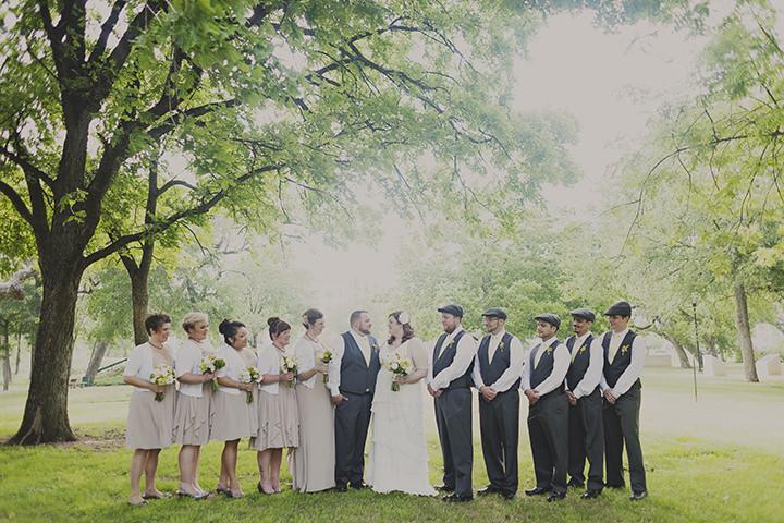 4 Texan Beer Festival Wedding. By Rachael Lindsy