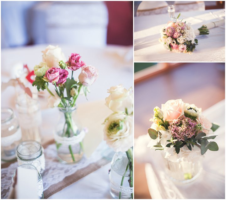 40 Lacy, Floral Dundee Wedding. By Green Wedding Photography