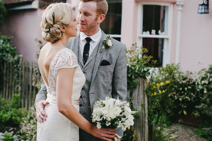 40 Zoe & Luke's 1940's Vintage Sussex Wedding. By Jacqui McSweeney
