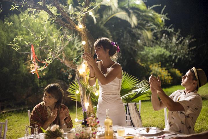 41 Ana & Prindy's Eccentric, Colourful, Ibiza Wedding. By Gypsy Westwood