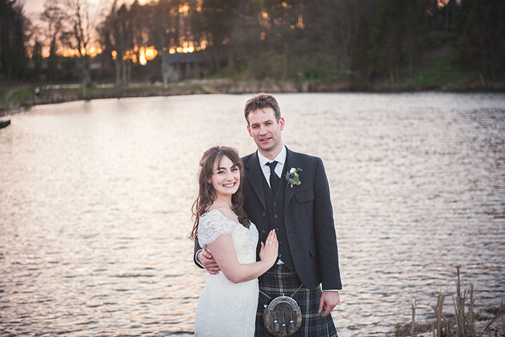 41 Lacy, Floral Dundee Wedding. By Green Wedding Photography